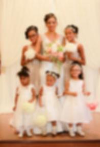 Janese & Junior bridesmaids & flower girls.jpg