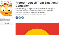 Protect Yourself from Emotional Contagion