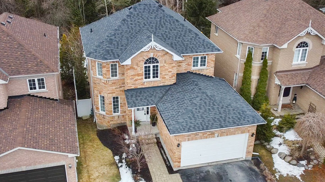 Real Estate Drone and Video Tour In Barrie