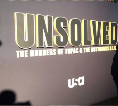 Unsolved Premiere
