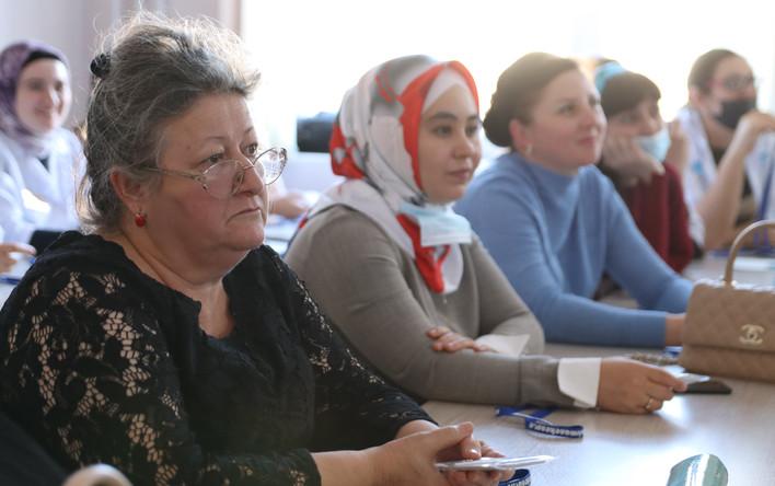 Подготовка преподавателей-тренеров и специалистов здравоохранения, в рамках международного проекта &