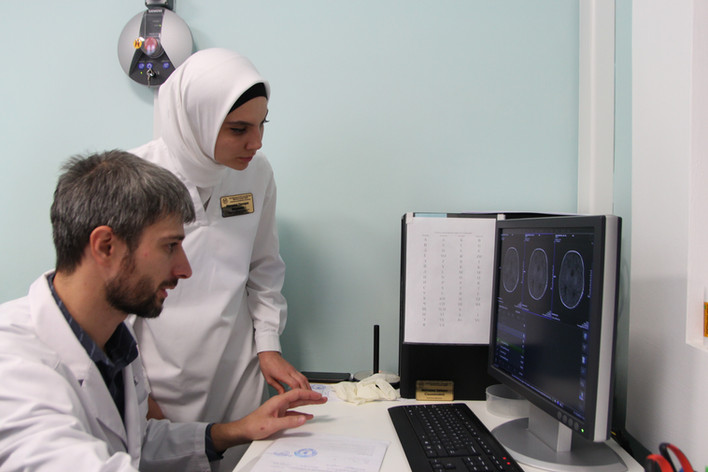 МРТ-диагностика тонкая наука