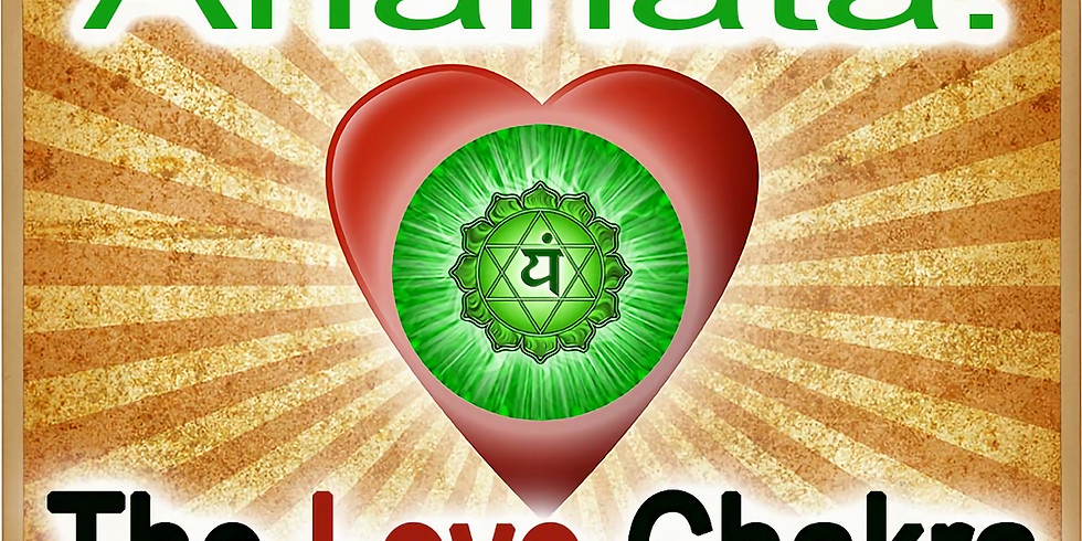 Anahata: The Love Chakra with Shane Knox