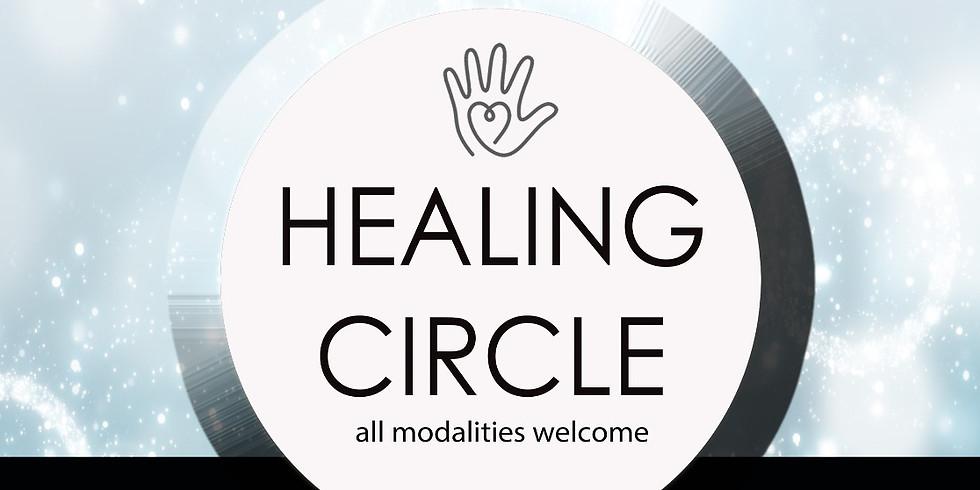 Healing Circle 7:15 PM