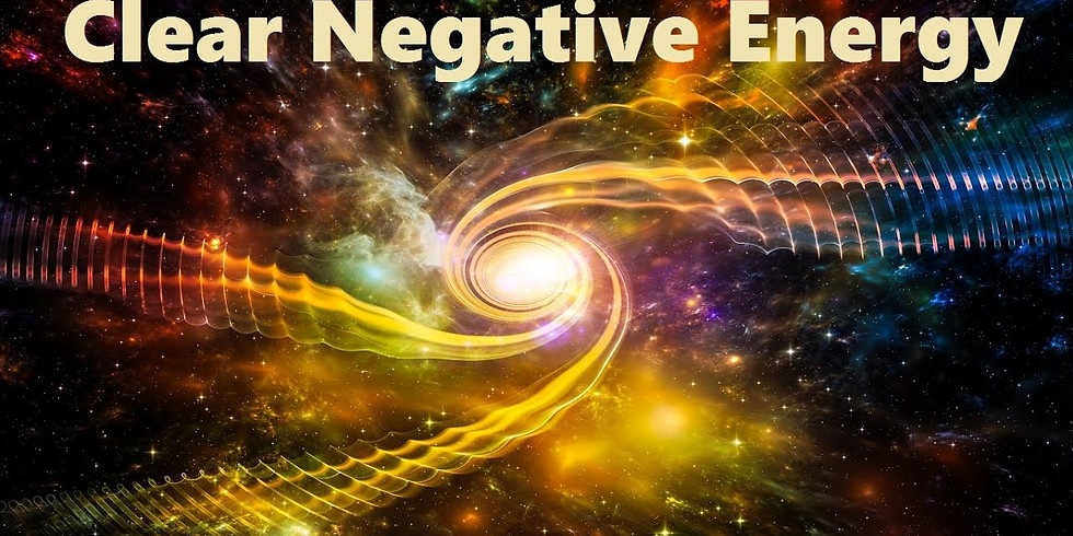 Clearing Negative Energies Meditation with Shane Knox