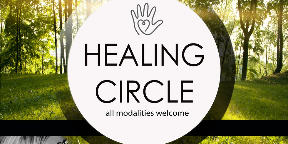 Healing Circle to Benefit Rescue One