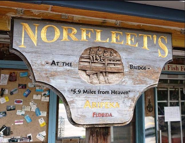 Norfleet Wood Carving