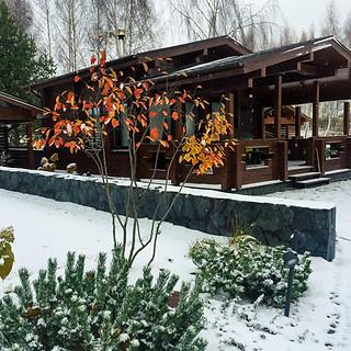 Ландшафт зимой