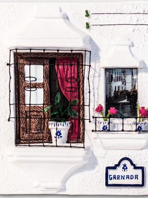 Balcones Andaluces Souvenir Granada