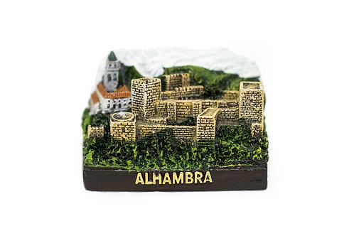 Sobremesa Alhambra- Souvenir D´Granada