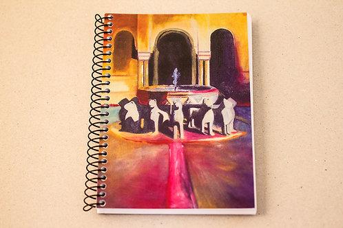 Libreta D´Granada Souvenirs - Patio de los Leones- Alhambra