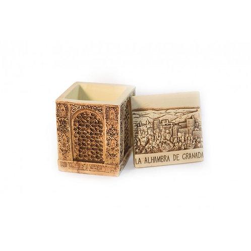 Cajita Joyero Alhambra Souvenir D´Granada