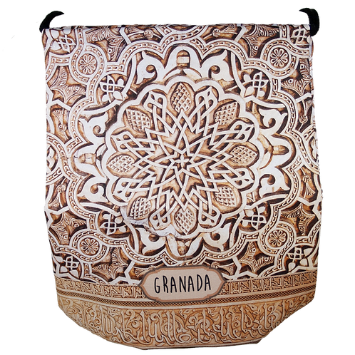 Mochila de Tela - Granada Souvenirs - Mosaico Alhambra