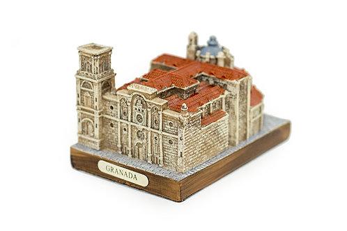 Catedral de Granada en varios tamaños - D´Granada Souvenirs - España