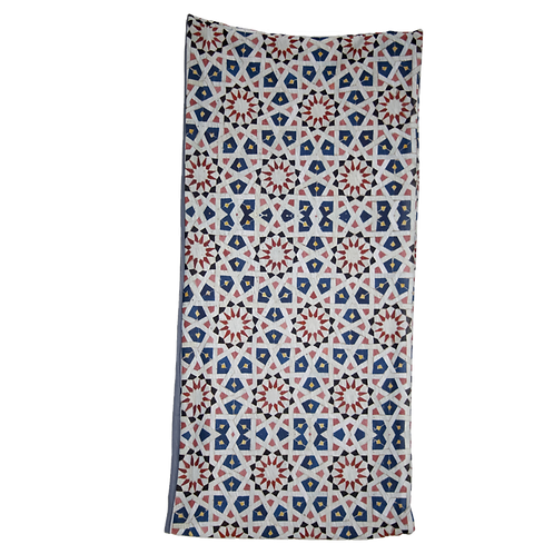 Fular Mosaico - D´Granada Souvenirs - Alhambra Moda