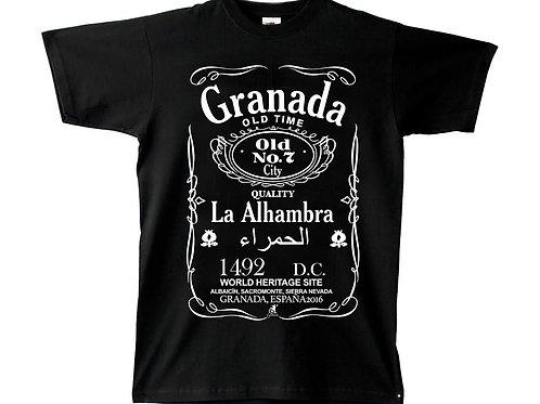 Camisetas Souvenir Granada - Johnnie Walker