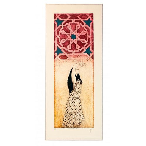 Cuadro Juan Antonio Carmona -  Flamenco V