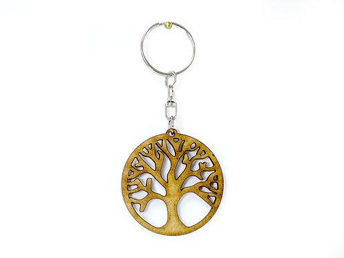 Llaveros D´Granada Souvenirs de Madera - Árbol de la Vida