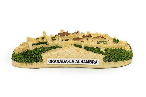 Figura Alhambra D´Granada Souvenir