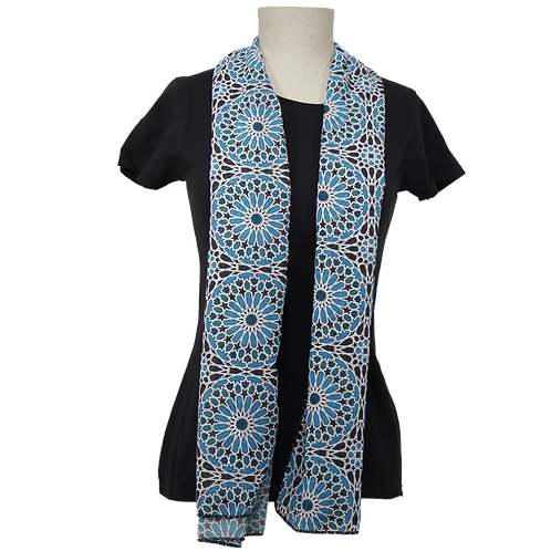 Pashmina Mosaico-Alhambra MODA- D´Granada Souvenirs