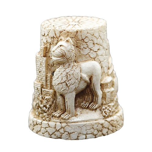 Dedal León Patio Leones - Alhambra - D´Granada Souvenirs