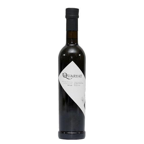 Aceite de Oliva virgen extra QUARYAT PICUAL -Productos Gourmet GRANADA SOUVENIRS