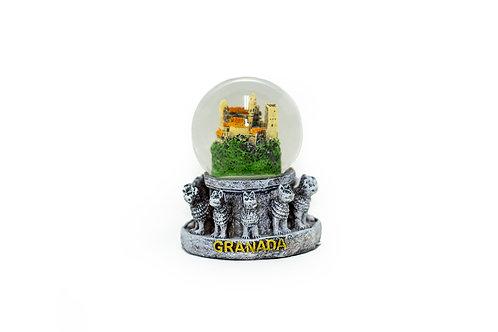 Bola de Nieve Souvenir de Granada