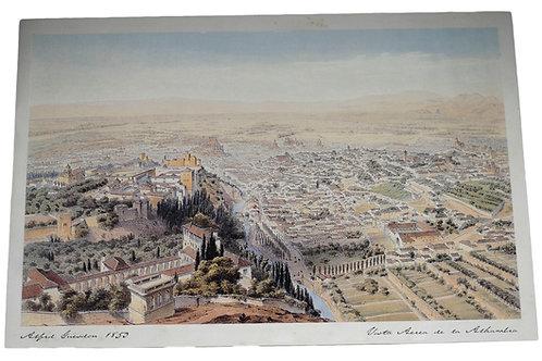 Lienzo Alhambra - Deco Granadina -D´Granada Souvenirs