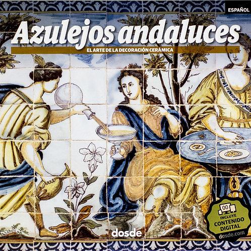 Libro Azulejos Andaluces - Andalucía Cultura