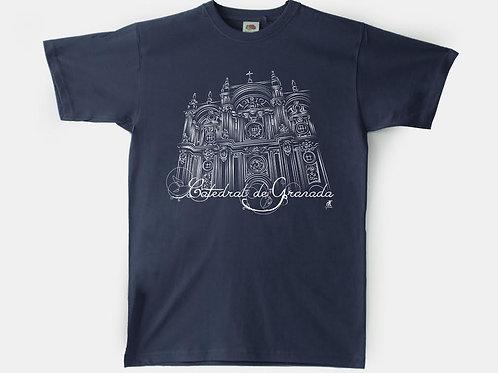Camiseta Chico Souvenir- Catedral de Granada