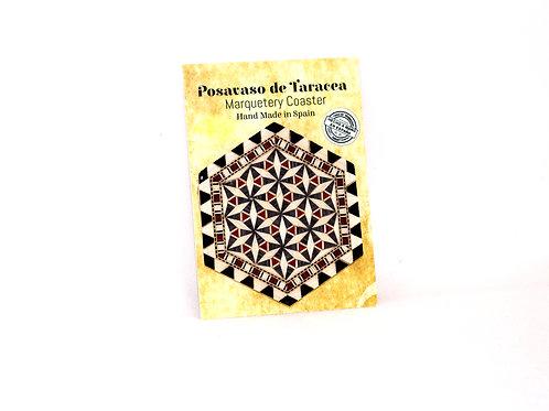 Posavasos de Taracea - Souvenir de Granada