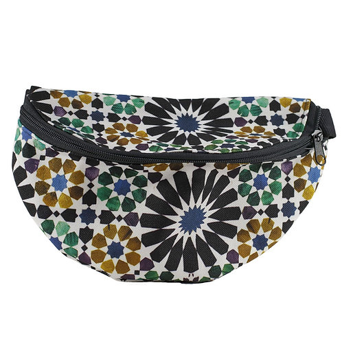 Riñonera Mosaico Alhambra - Granada Souvenirs - España