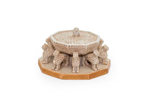 Patio de los Leones - Alhambra de Granada Souvenir