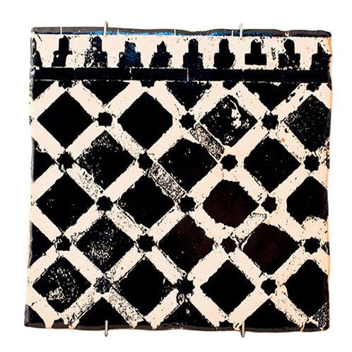 Azulejo D´Granada Decoración Morisca Granada es cultura árabe
