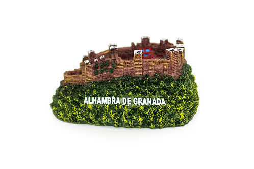 Figura Alhambra Souvenir D´Granada