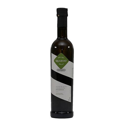 Aceite de oliva virgen extra QUARYAT ECOLÓGICO - Souvenir Granada