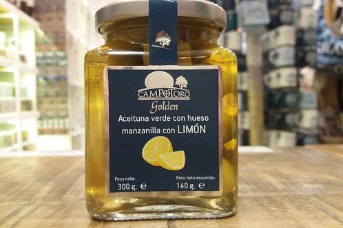 Aceitunas Rellenas Gourmet - Granada