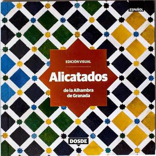 Libro Alicatados Alhambra Granada