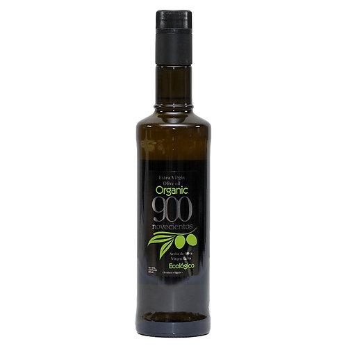 Aceite virgen extra de oliva ORGANIC 900 - GRANADA SOUVENIRS