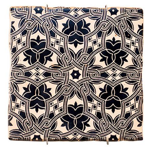 Azulejo D´Granada Mosaico Mandala