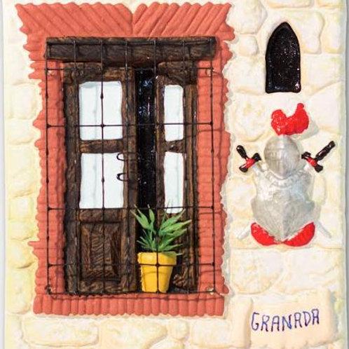 Balcones Andaluces Souvenir Granada Medieval Granada