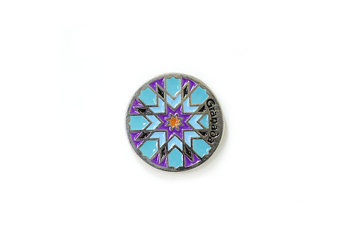 Imán Metálico Alhambra Souvenir D´Granada