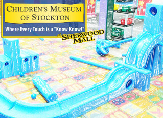 Children's Museum Day at the Sherwood Mall