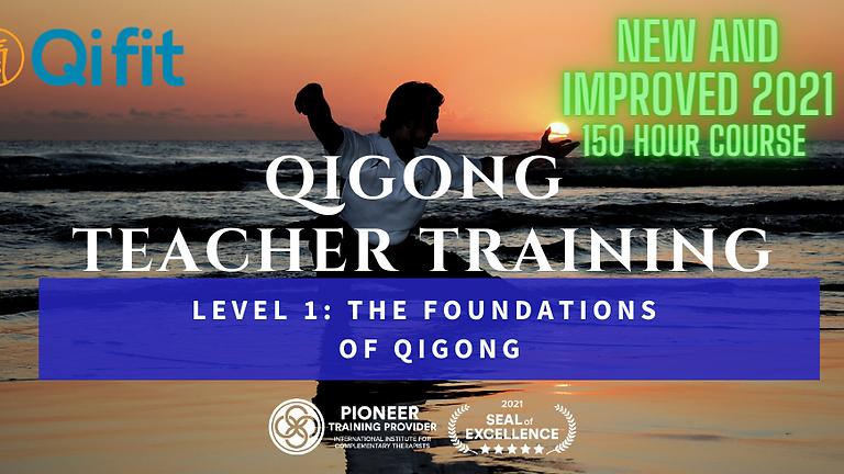 Qigong Teacher Training 150 Hour