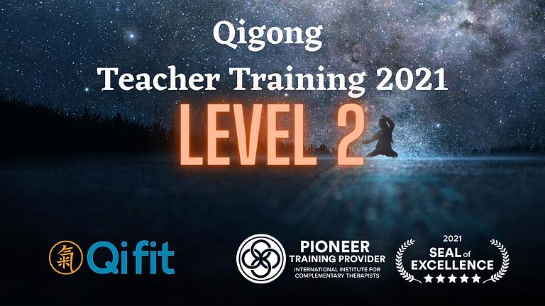 Qigong Teacher Training Level 2