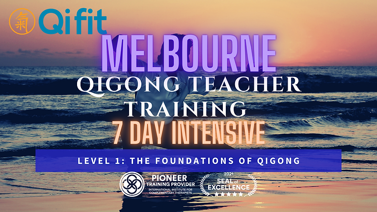 Foundations of Qigong - Melbourne