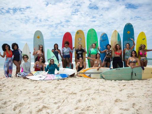 Conheça o Movimento Surfistas Negras