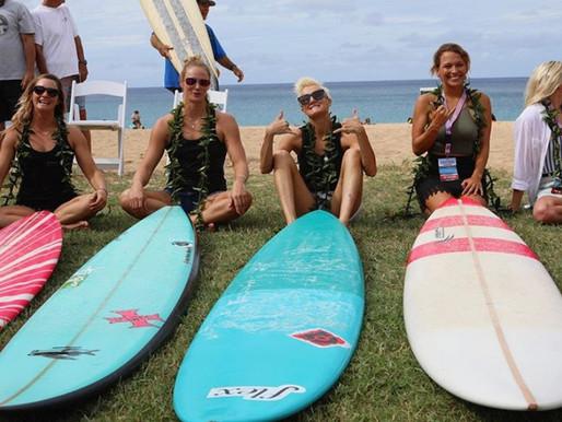 No Hawaii, uma resolução em prol da equidade de gênero no surf está em votação