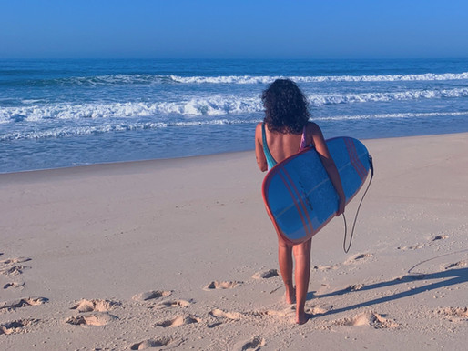 Como aprender a surfar?