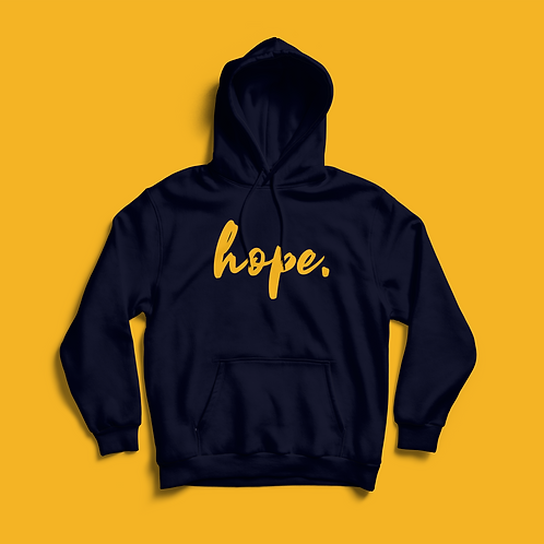 Hope Signature Collection: The Anchor Hoodie